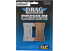 Drag Specialties Front Premium Sintered Metal Brake Pads