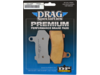 Drag Specialties Rear Premium Sintered Metal Brake Pads
