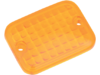 Drag Specialties Replacement Amber Lens for Rectangular Mini Marker Light