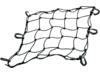 """Drag Specialties 15""""W x 15""""L Cargo Net, Black"""