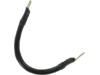 """Drag Specialties 9"""" Battery Cable, Black"""