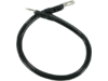 """Drag Specialties 15"""" Battery Cable, Black"""