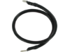 """Drag Specialties 25"""" Battery Cable, Black"""