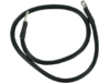 """Drag Specialties 33"""" Battery Cable, Black"""