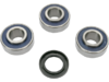 Drag Specialties 17mm I.D. Front/Rear Wheel Bearing Kit