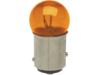 Drag Specialties Globe Bulb, Amber