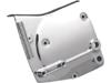 Drag Specialties Aluminum Sprocket Cover, Chrome