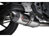 Yoshimura Works Finish Alpha Race Series Full System