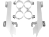 Memphis Shades Trigger-Lock Mount Kit for Batwing Fairing