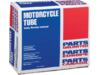 Parts Unlimited Front/Rear Tube